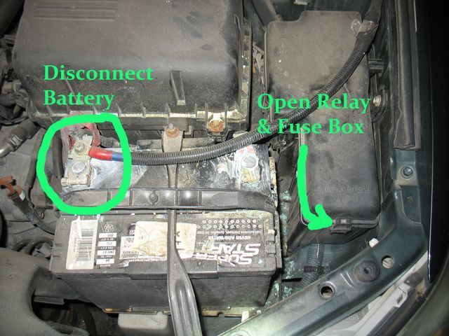ACFix1 toyota camry a c button flashing blinking? repair it for $13 99 2006 toyota solara fuse box location at gsmx.co